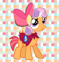 CMC all-in-one pony by SuperliciousRainbow