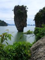 james bond island 1.1 by meihua-stock