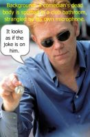 Horatio Caine One-Liner 3 by Adielsag