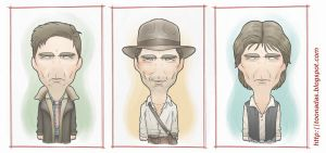 Harrison Ford Tribute by Ferlancer