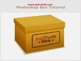 Box Tutorial by PsdDude
