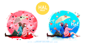 Hal pack by NaruOc