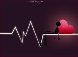 MY HEART . . . by NOUF7
