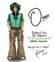Onion Gijinka (for DSWalton) by Radiant-Lyxill