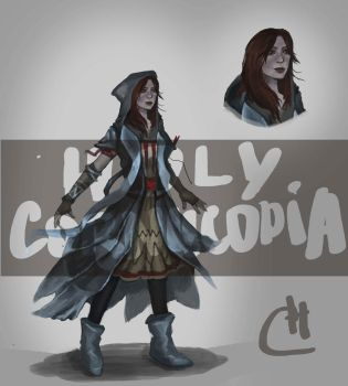 Adopt Auction. Theif [close] by holy-cornucopia