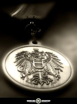 basic military service medal b by FlorianMecl