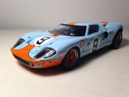 Ford GT40 / 7 by angelneo107