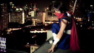 Strider Hiryu - Silent City by KYQ