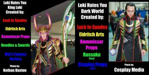 Loki Hates You Full Credits by CRETE