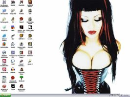 Desktop as of 12-19-05 by ItchyBarracuda