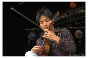 Jake Shimabukuro by escape-is-at-hand