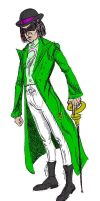Riddler Concept by IronOutlaw56