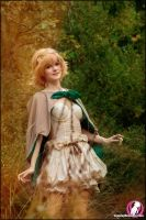 CosplayDeviants : Grass Quill by ShaeUnderscore