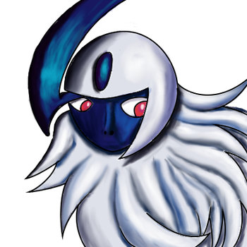 Absol by TheLeetCasualGamer