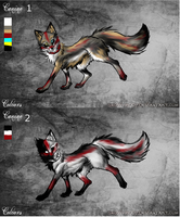 Wolf adopts (closed) by ATwistedRumour
