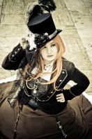 Steampunk Lydia IV by ToriaGria