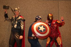 Avengers Assemble! by Aether-Shadow