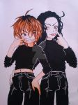 Michael And Janet Jackson Anime Complete Version by kingjackson116