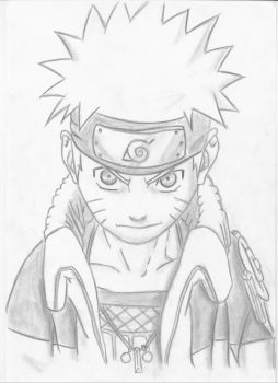 Naruto - The early days by Sourdend
