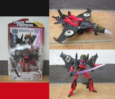 Transformers: Generations Windblade by BoggeyDan
