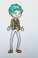 Little 11th Doctor Sonic Screwdriver by ChrysophylaxCreates