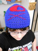 Party Poison Beanie by summerjasmine