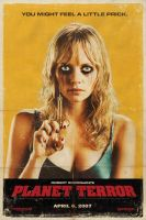 grindhouse - planet terror by Tomsin