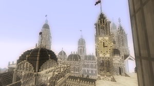 The new ''Emperor Square'' part V by Wuhu7