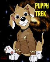 Puppy Trek 1 by THE-Darcsyde