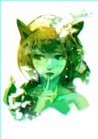GREEN by CanKing