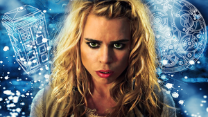 Rose Tyler ~ Bad Wolf by katnipsonfire
