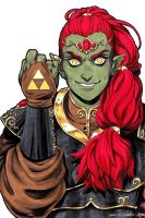 Ganondorf (15 days of fandom) by sorskc