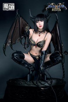 Succubus by Cans by aoandou