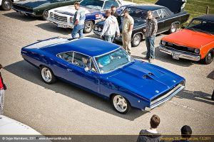 1968 Hemi Charger by AmericanMuscle