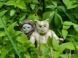 Ewoks by Champineography