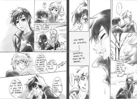 ROTG Doujinshi - Place We Belong 5 page 6-7 by BonBonPich