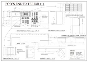 Pod's End Technical Drawing 1 by Chestbearman