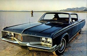 After the age of chrome and fins: 1968 Chrysler by Peterhoff3
