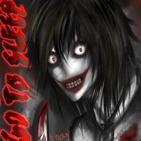 Jeff the killer by zelka94