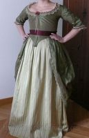 Late 18th century gown9 by Arumorahe