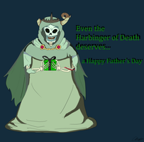 Happy Father's Day - Lich King by Anime0Master