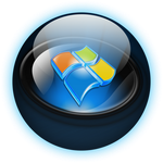 Windows 7 Color Glass Orb by climber07