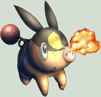498 - Tepig by SiegeEvans