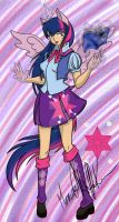 Princess Twilight Sparkle by Rianith