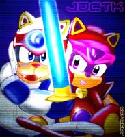 Samurai Pizza Cats Ooh Yeah by JDCTK88