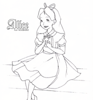 AiW: Alice Liddel by Dakotaa