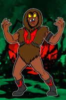 grizzlor by AlanSchell