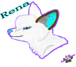 Rena headshot by PsychoticMutt
