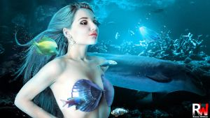 Queen Of The Seas by Rewill