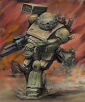 votoms by ickkow